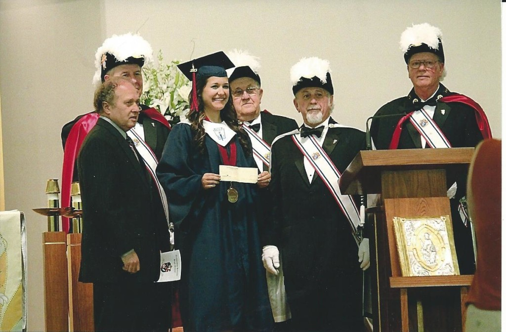 Hannan Scholarship2013